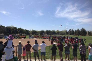 Evergreen Little League Jamboree Event